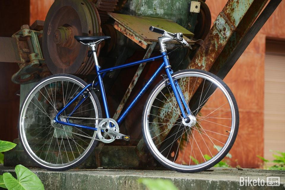 700Bike 后街城市自行车b