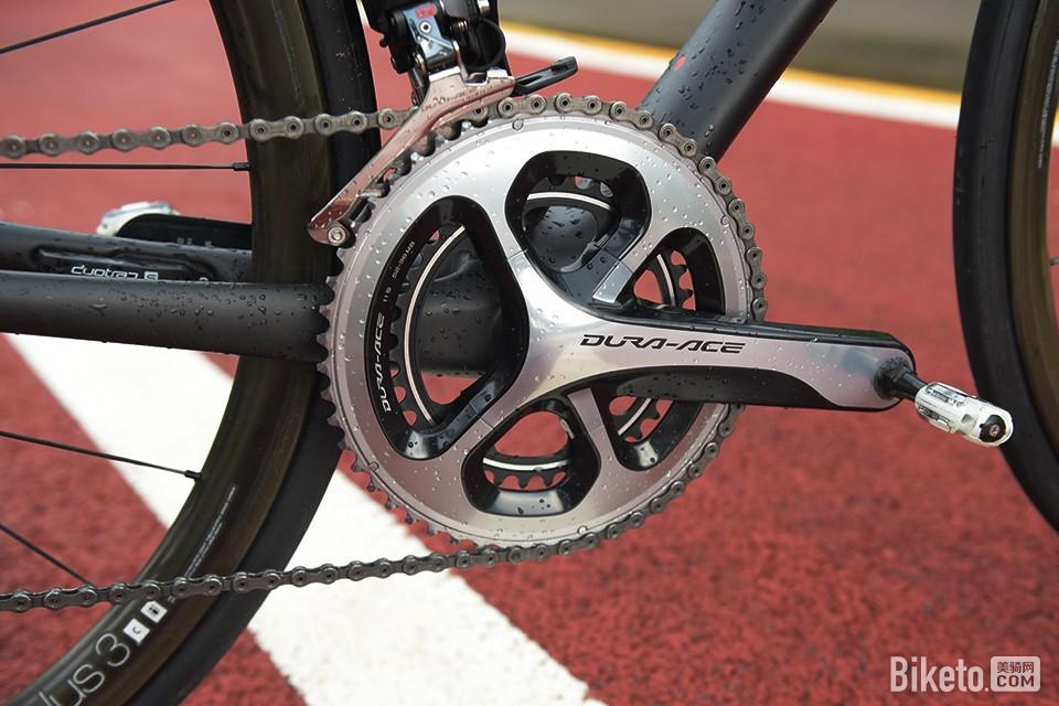 因为轻,所以快 TREK émonda SLR 9评测 - 美骑网