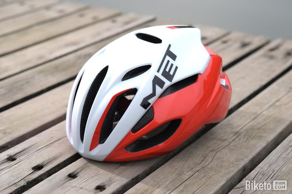 全能空气动力学――MET Rivale头盔 评测