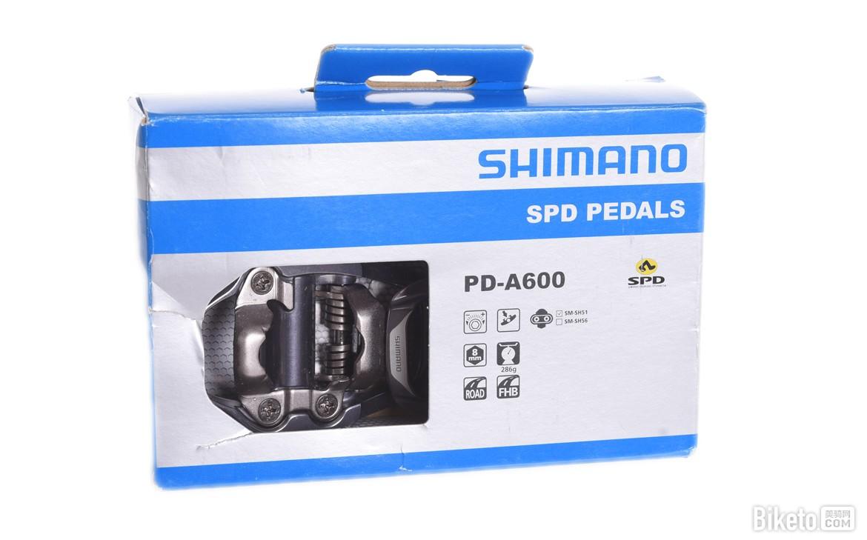 通勤骑游加速器 Shimano A600休闲自锁脚踏