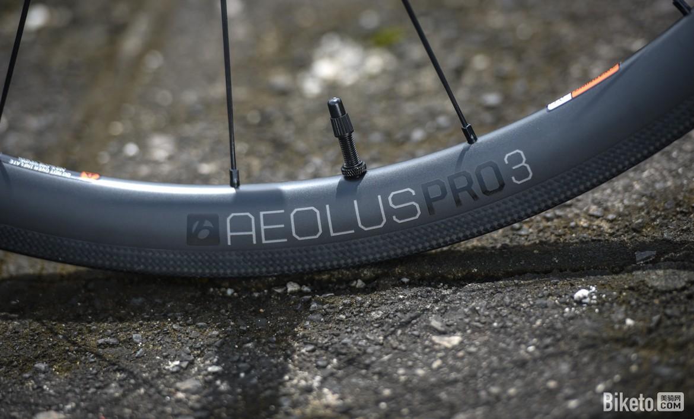 小弟的逆袭 Bontrager Aeolus Pro 3 TLR轮组评测