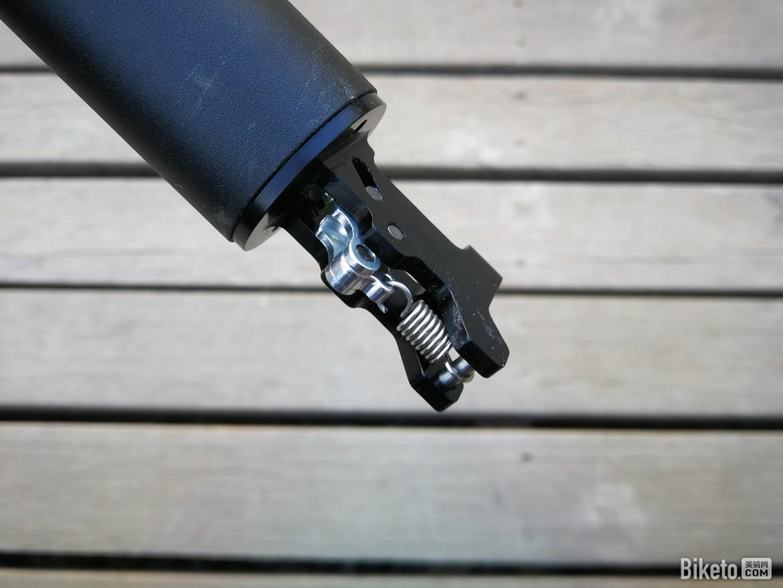 简单 耐用 易维护 X-Fusion Manic升降坐管