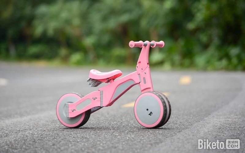 柒小佰变形儿童车