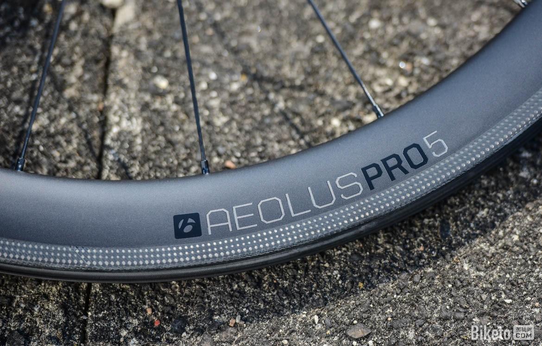 """""""简化版5D3"""" Bontrager Aeolus Pro 5 TLR轮组评测"""