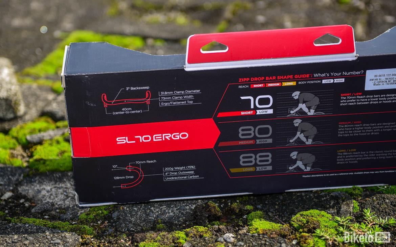 小个子神器 Zipp SL-70系列弯把评测