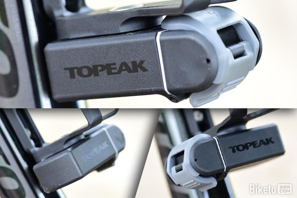 Topeak Ninja TC8+ 组合工具水壶架