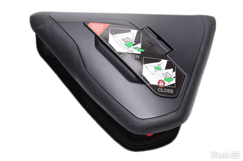 神秘黑盒子 闪电Roubaix专用SWAT系统揭秘