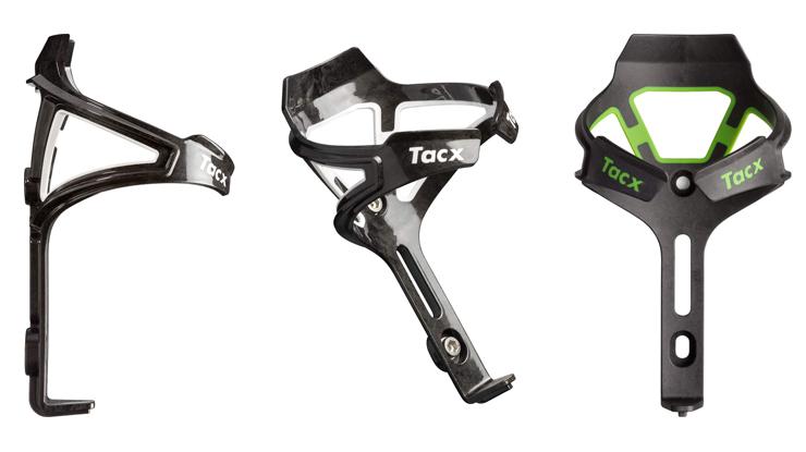 产品快讯:TACX发布新款水壶架