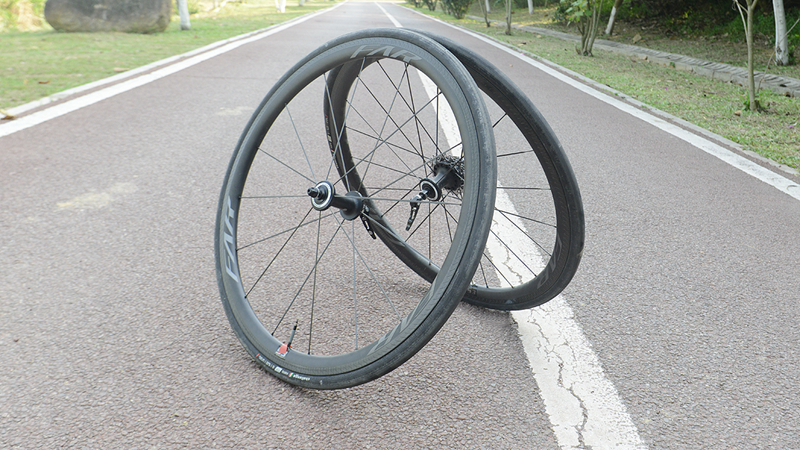 5款分体碳辐条公路轮组盘点