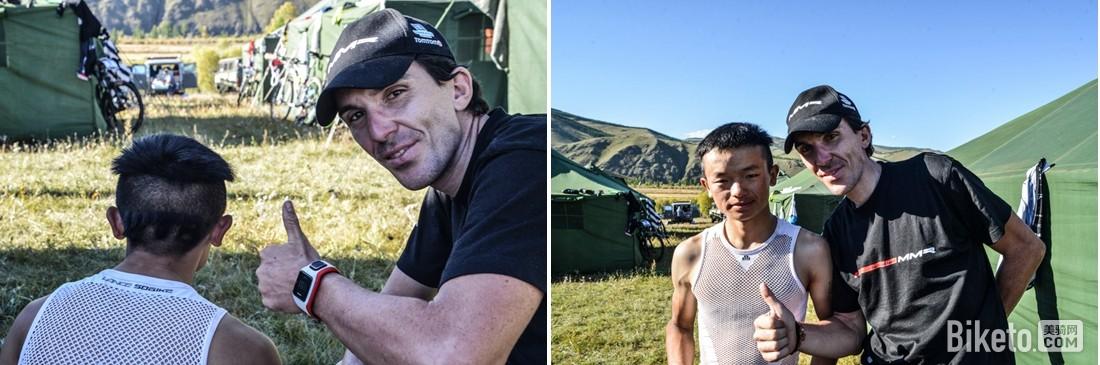 蒙古山地挑战赛 小松 Luis