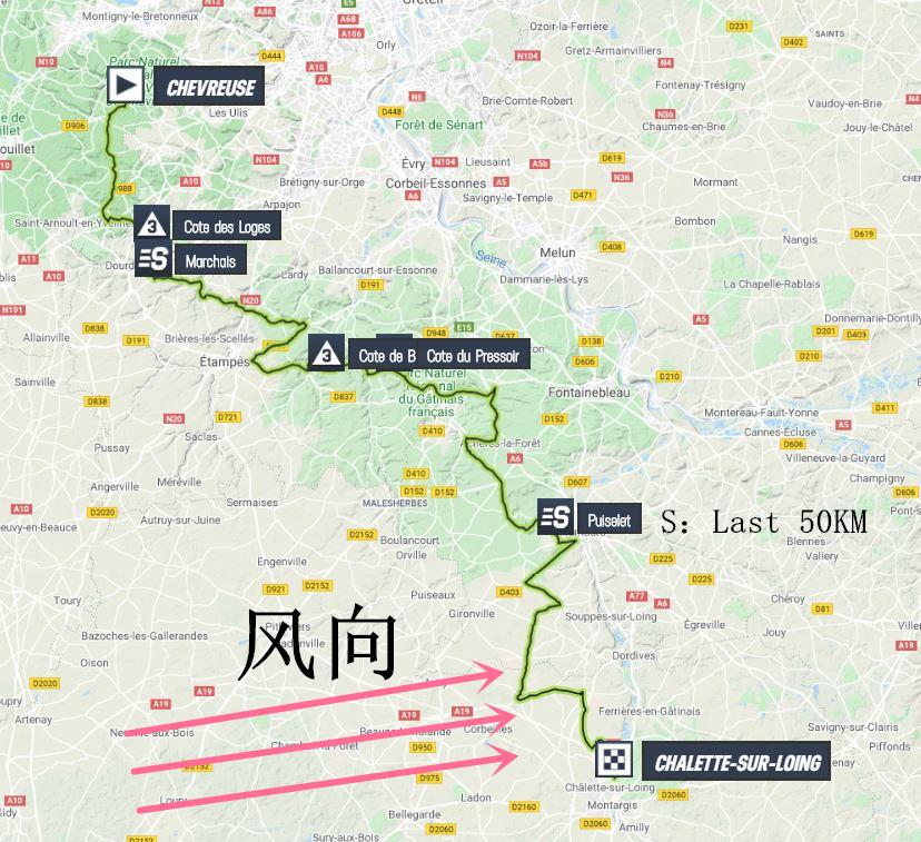 2020巴黎-尼斯第二賽段戰報:NTT尼佐洛一打四反殺博拉