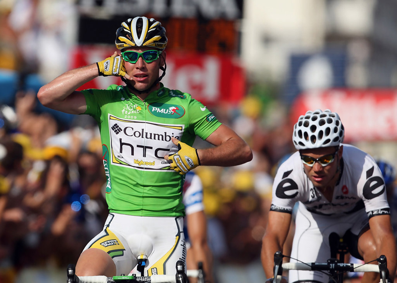salutes of cycling