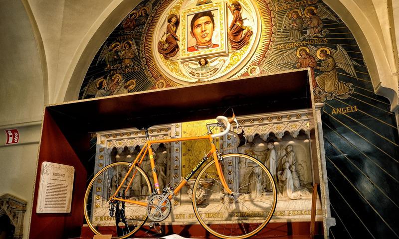 骑行是宗教