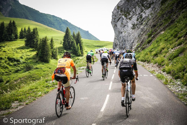 环法,环法挑战赛,骑游