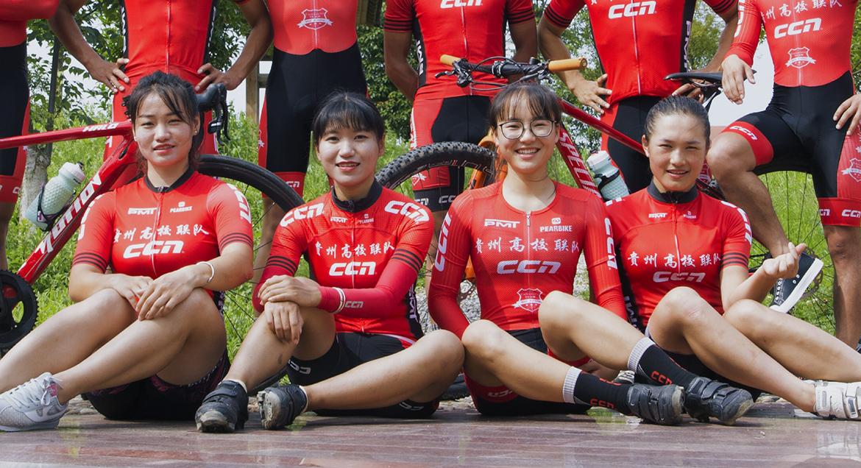 高校自行车