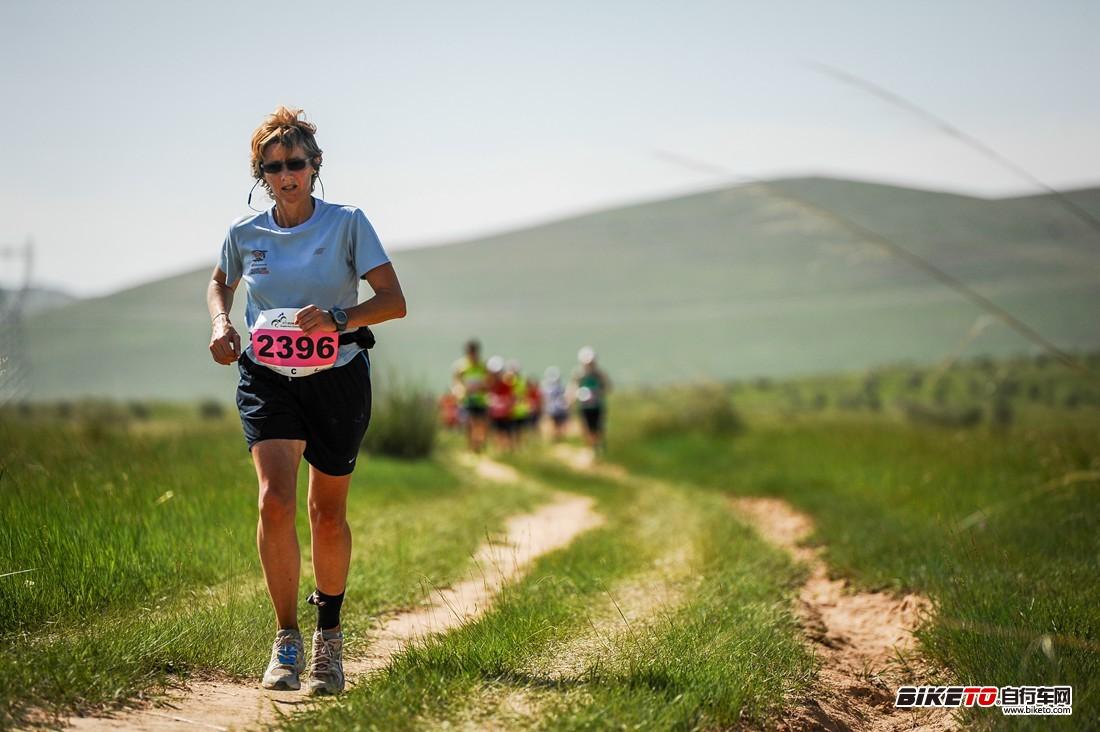 草原马拉松比赛