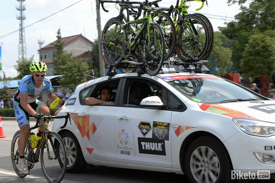环中赛,环中国国际自行车赛,第二赛段,汉中,鲍里斯,王美银
