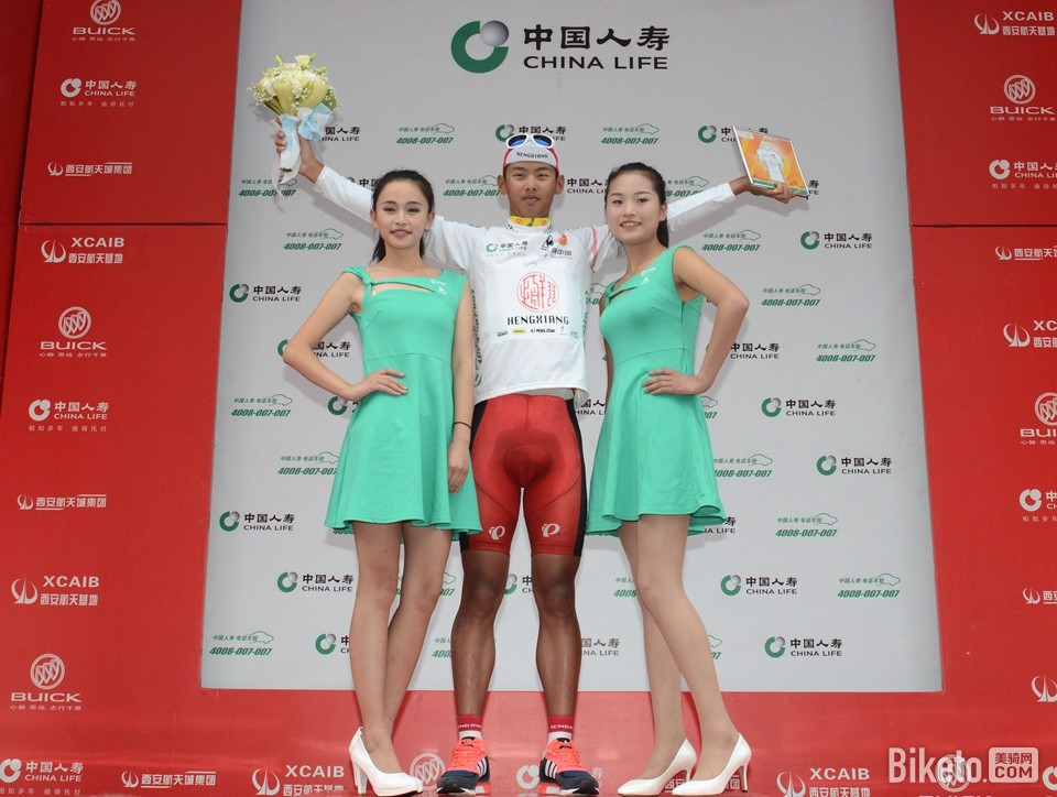 环中赛,2014环中国国际自行车赛,第三赛段,南江光雾山,单飞夺冠