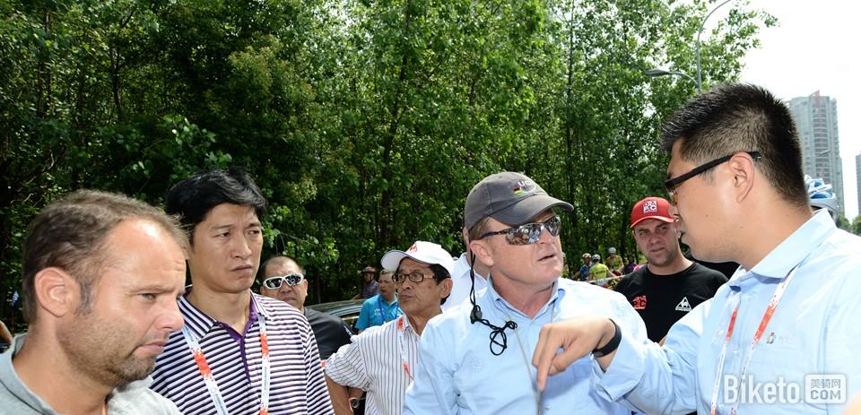 环中赛,环中国国际公路自行车赛,第七赛段,重启,巴南,绕圈赛