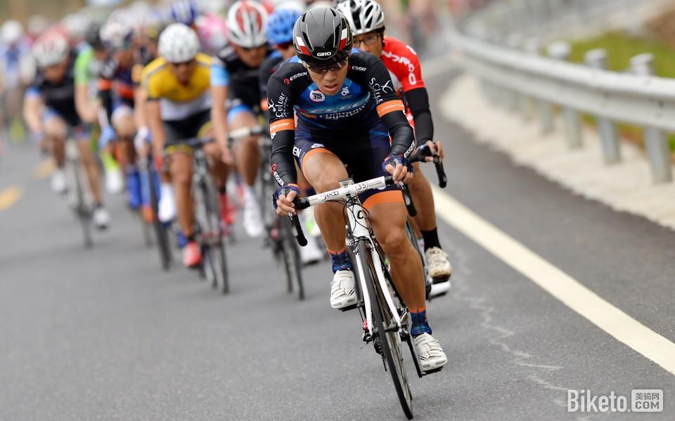 中国自行车联赛第三站