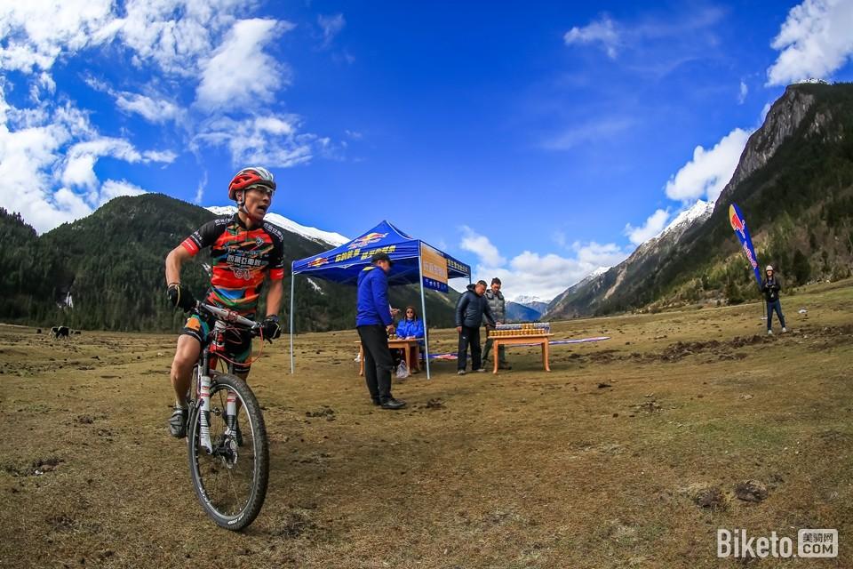 第三届环巴松措国际山地自行车越野竞速赛