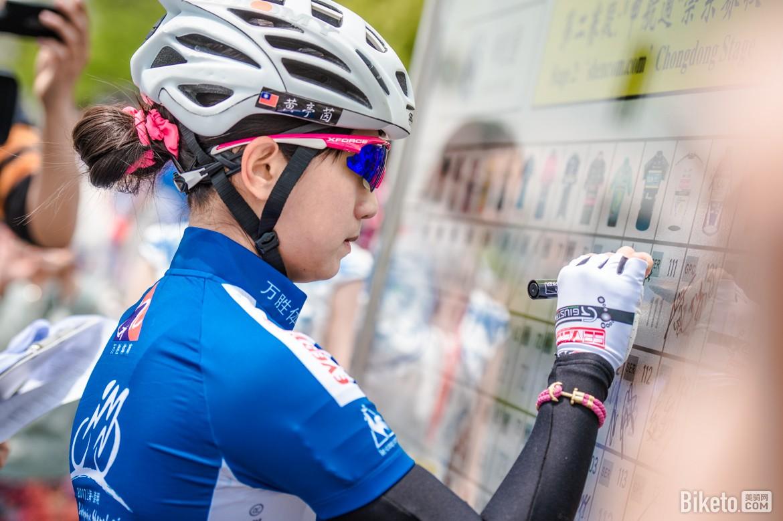 7日,2017年环崇明岛国际自盟女子公路世界巡回赛将进入到最后一个赛