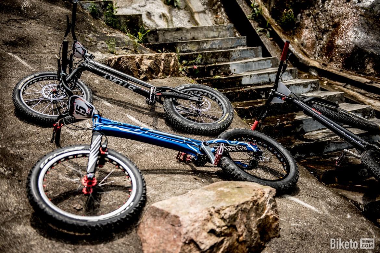 能爬山能过河的极限攀爬 GDL自行车系列赛