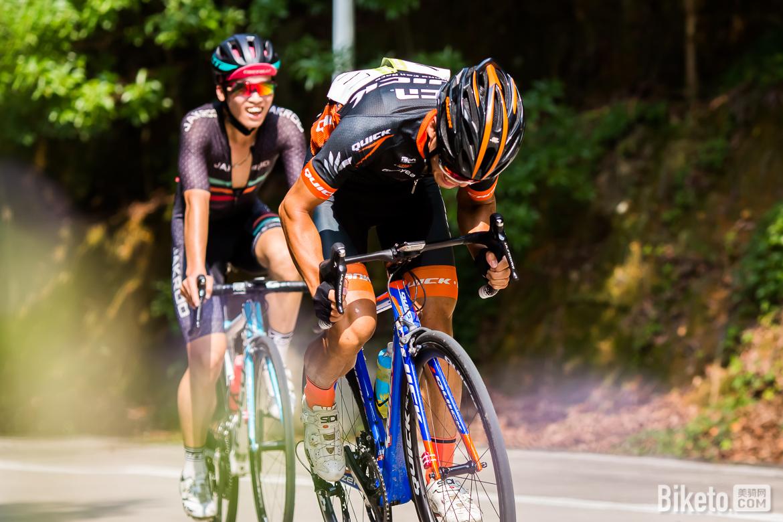 2018厦门海沧自行车爬坡挑战赛,天竺山国家森林公园