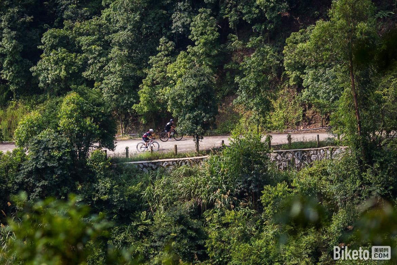 骑山望湖 乘风登云——厦门海沧自行车爬坡挑战赛