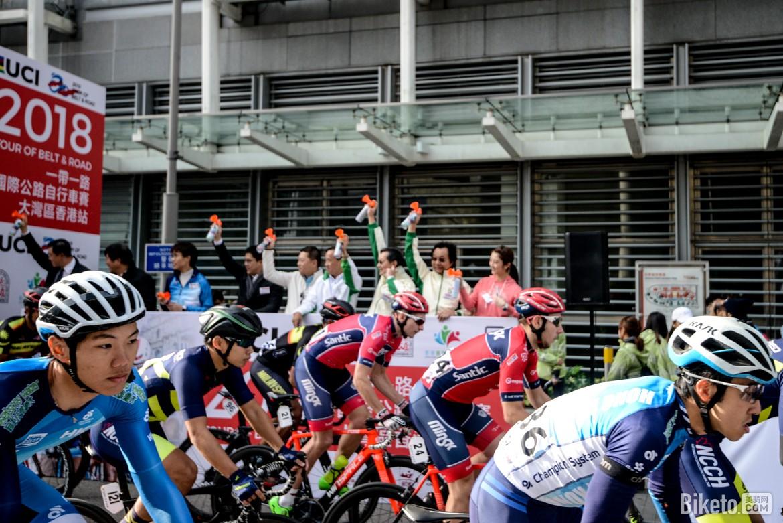 一带一路国际公路自行车比赛