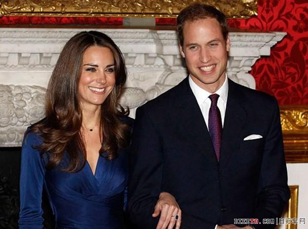 剑桥公爵威廉王子和凯特王妃
