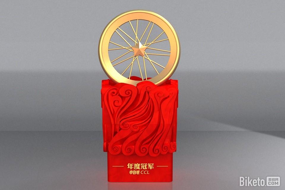 中国自行车联赛,中国轮