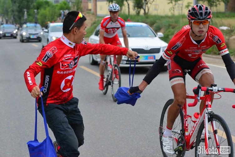 环岛赛,海南农信,引动力,2014环海南岛国际公路自行车赛