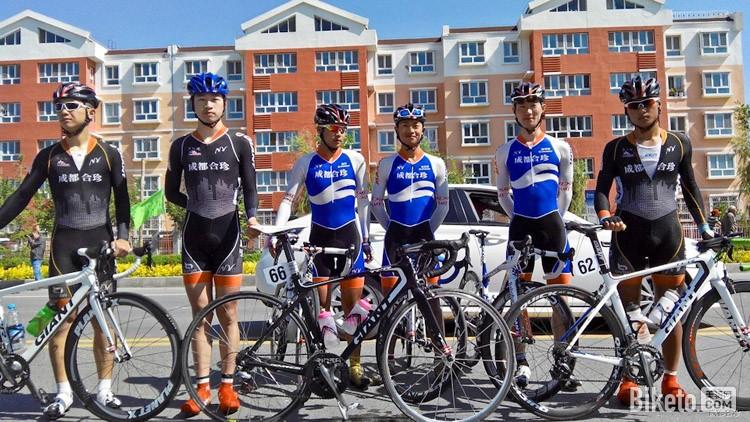 中国自行车联赛,中自联,曾利彬