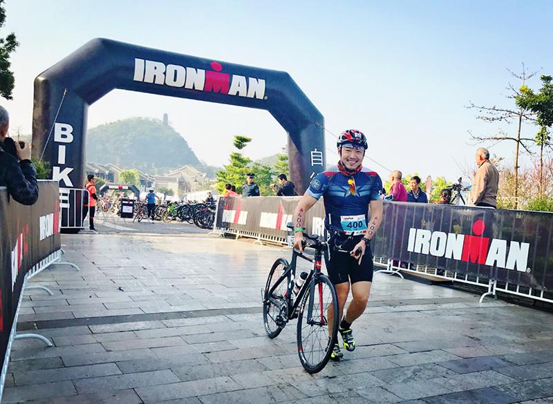 IRONMAN 70.3柳州站选手参赛体验:决战龙城