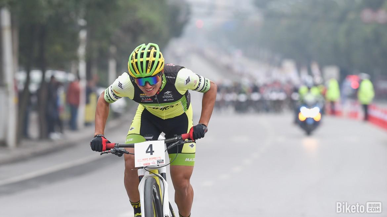 """""""多彩贵州""""自行车联赛总决赛"""
