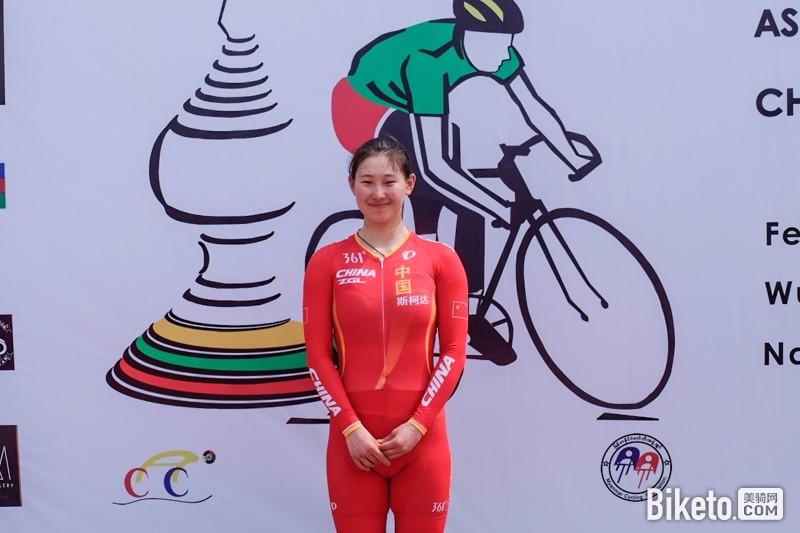2018亚洲自行车锦标赛,史航-6.JPG