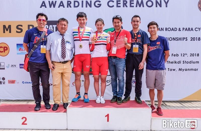 2018亚洲自行车锦标赛,史航-7.JPG