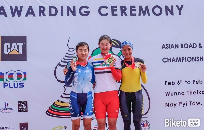 2018亚洲自行车锦标赛,史航-5.JPG