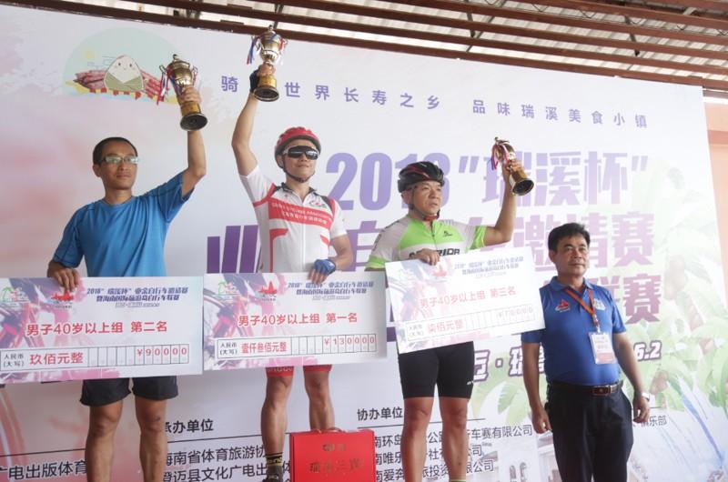 骑聚世界长寿之乡 2018海南联赛澄迈·瑞溪站