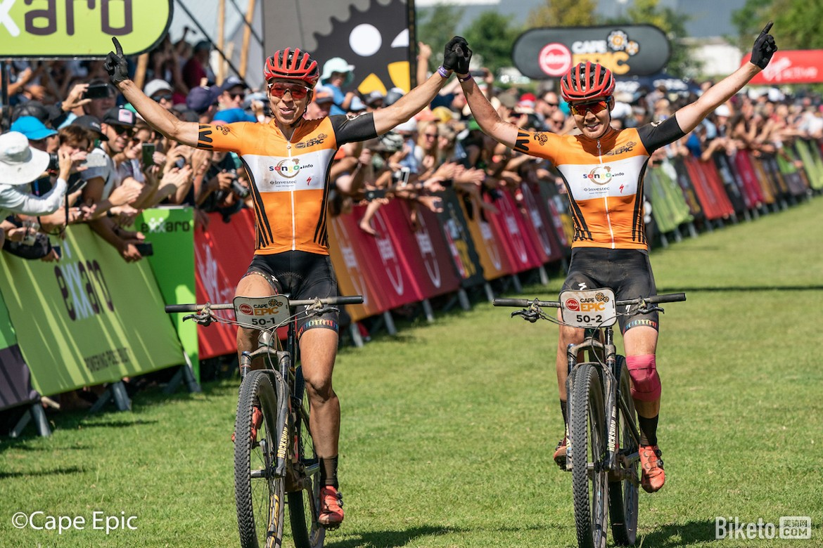 图集£º2019 Absa Cape Epic 大结局