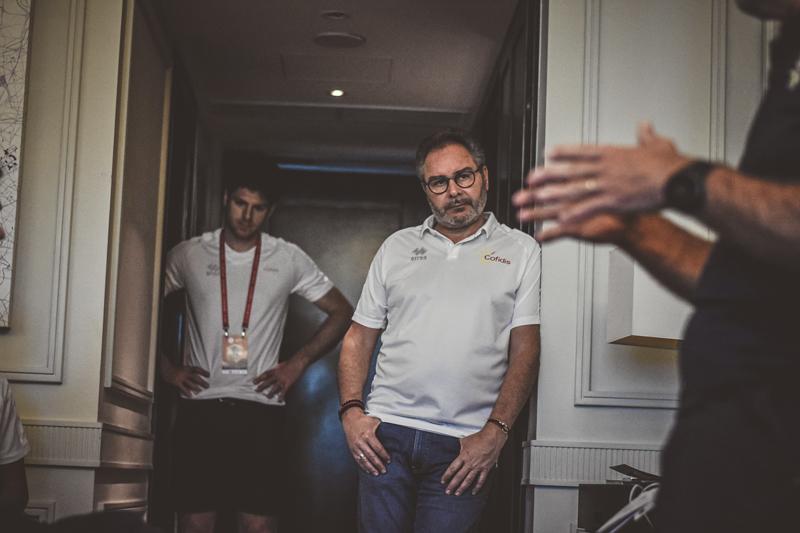 科菲迪斯车队主席蒂埃里·维图对于车队被隔离感到相当郁闷.jpg