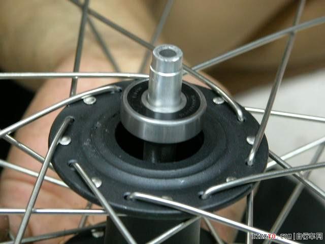 自行车培林轴的保养,维护和安装(图文)图片