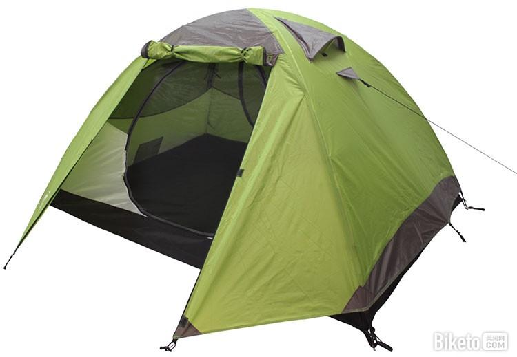 长途骑行露营帐篷选择