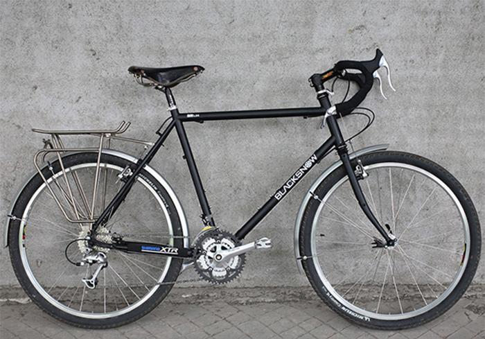 BIKETO美骑网_Blacksnow黑雪单车――挑辆好车再去浪 旅行车品牌盘点(中国篇)