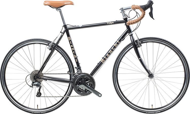 【Bianchi:1299.99美元】Volpe――BIKETO美骑网《旅行车品牌盘点(外国篇):单车旅行也可以很优雅》