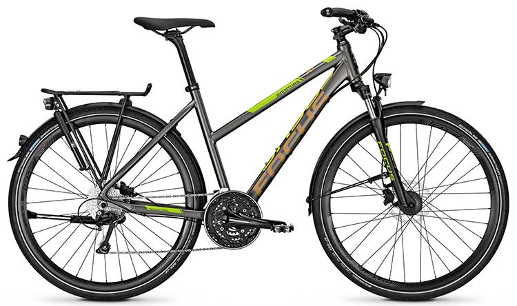 【FOCUS:11900】AVENTURA 2――BIKETO美骑网《旅行车品牌盘点(外国篇):单车旅行也可以很优雅》