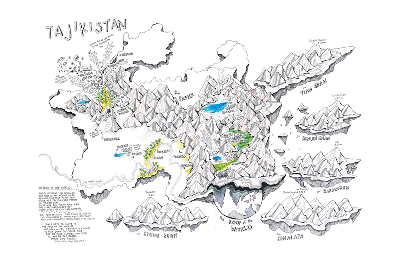 骑行地图,骑行游记,国外骑游,欧洲骑游,东南亚骑游,alex hotchin