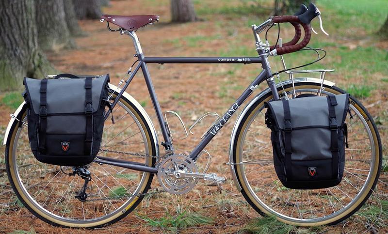 单车旅行,轻量化旅行,重装骑游