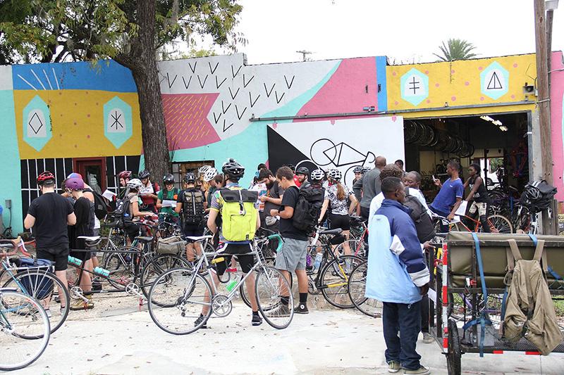除了卖车,自行车店还能做些什么事? - 美骑网